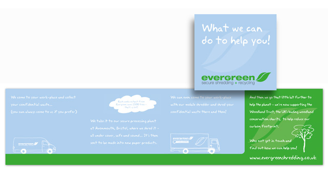 Evergreen Marketing Brochure