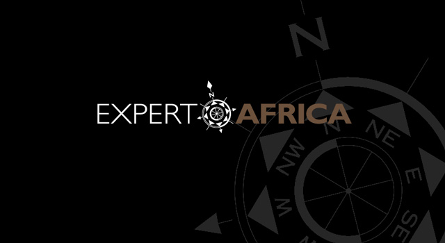 Expert Africa identity, print and web